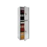 Шкаф бухгалтерский ПРАКТИК SL-150/2Т фото, купить в Липецке | Uliss Trade