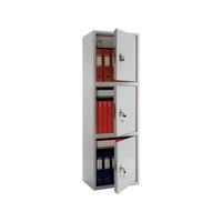 Шкаф бухгалтерский ПРАКТИК SL-150/3Т фото, купить в Липецке | Uliss Trade