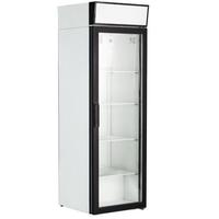 Холодильный шкаф со стеклянными дверьми POLAIR Bravo DM104c фото, купить в Липецке | Uliss Trade