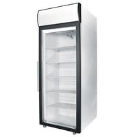 Холодильный шкаф со стеклянными дверьми POLAIR Standard DM107-S фото, купить в Липецке | Uliss Trade