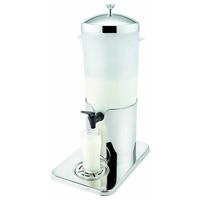 Диспенсер для сока, молока с матовым резервуаром V=5л фото, купить в Липецке | Uliss Trade