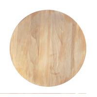 Доска буковая для подачи пиццы, сыра D/H=30/1,3 см фото, купить в Липецке | Uliss Trade