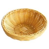Хлебница бежевая круглая ∅/H, см 18/6 фото, купить в Липецке   Uliss Trade