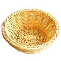 Хлебница бежевая круглая ∅/H, см 19/7 фото, купить в Липецке   Uliss Trade