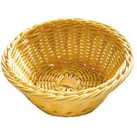 Хлебница бежевая круглая ∅/H, см 19/7,5 фото, купить в Липецке   Uliss Trade