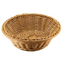 Хлебница коричневая круглая ∅/H, см 18,5/7,5 фото, купить в Липецке   Uliss Trade