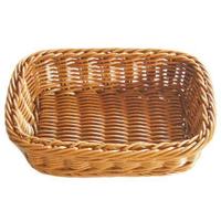 Хлебница коричневая прямоугольная L/W/H, см 18/12,5/5 фото, купить в Липецке   Uliss Trade
