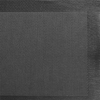 Салфетка сервировочная 45*33 см. черная рамка, пвх APS фото, купить в Липецке   Uliss Trade