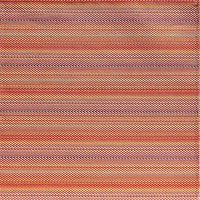 Салфетка сервировочная 45*33 см. оранжево-желтые линии, пвх APS фото, купить в Липецке   Uliss Trade