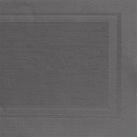 Салфетка сервировочная 45*33 см. серая рамка, пвх APS фото, купить в Липецке   Uliss Trade