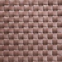 Салфетка сервировочная 45*33 см. широкое плетение, коричневая, пвх APS фото, купить в Липецке   Uliss Trade