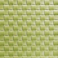 Салфетка сервировочная 45*33 см. широкое плетение зеленая, пвх APS фото, купить в Липецке   Uliss Trade