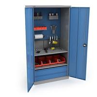 Шкаф инструментальнй ДиКом ВЛ-052-03 фото, купить в Липецке | Uliss Trade