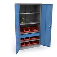 Шкаф инструментальнй ДиКом ВЛ-052-10 фото, купить в Липецке | Uliss Trade