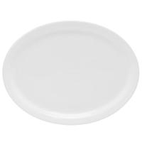 Блюдо овальное 30,5х24см с узким бортом Oxford фото, купить в Липецке   Uliss Trade