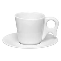 Пара чайная Genova (чашка 200мл и блюдце 15см) Oxford фото, купить в Липецке   Uliss Trade