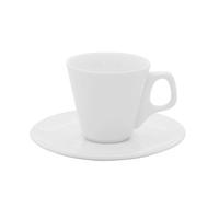 Пара кофейная (чашка 80мл и блюдце 12см) Oxford фото, купить в Липецке   Uliss Trade