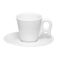Пара кофейная Genova (чашка 75мл и блюдце 12см) Oxford фото, купить в Липецке   Uliss Trade