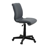 Кресло оператора Квадро - экокожа (пятилучевая опора из черного полиамида) фото, купить в Липецке | Uliss Trade