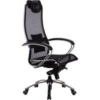 Офисное кресло серии SAMURAI S-1 PYTHON EDITION ЧЕРНЫЙ фото, купить в Липецке | Uliss Trade