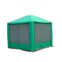 Шатер «Пикник» 3,0х3,0 зеленый фото, купить в Липецке | Uliss Trade