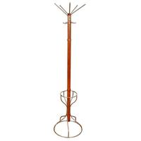 Вешалка напольная Стелла-2М(вишня) фото, купить в Липецке   Uliss Trade