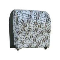 Автоматический держатель бумажных полотенец в рулонах MERIDA UNIQUE SOLID CUT LAS VEGAS LINE фото, купить в Липецке   Uliss Trade