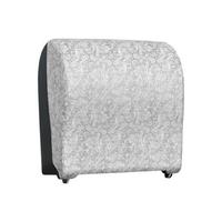 Автоматический держатель бумажных полотенец в рулонах MERIDA UNIQUE SOLID CUT PALACE LINE фото, купить в Липецке   Uliss Trade