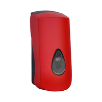 Дозатор мыльной пены MERIDA UNIQUE RED LINE фото, купить в Липецке | Uliss Trade