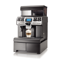 Кофемашина Saeco Aulika Top High Speed Cappuccino Black фото, купить в Липецке | Uliss Trade