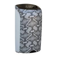 Корзина для мусора настенная открытая 40 л MERIDA UNIQUE LUXURY LINE фото, купить в Липецке | Uliss Trade