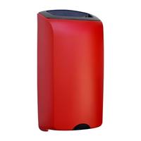 Корзина для мусора настенная открытая 40 л MERIDA UNIQUE RED LINE фото, купить в Липецке | Uliss Trade