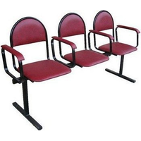 Секция стульев СМ 6/2 фото, купить в Липецке | Uliss Trade
