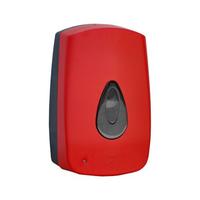 Сенсорный дозатор мыльной пены MERIDA UNIQUE AUTOMATIC RED LINE фото, купить в Липецке | Uliss Trade