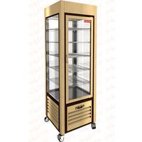 Витрина кондитерская вертикальная HICOLD VRC 350 Be фото, купить в Липецке | Uliss Trade