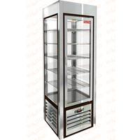 Витрина кондитерская вертикальная HICOLD VRC 350 Sh фото, купить в Липецке | Uliss Trade