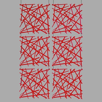 Коллекция «STIXX» (красный) фото, купить в Липецке | Uliss Trade