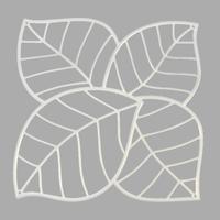 Коллекция «LEAF» (белый) фото, купить в Липецке | Uliss Trade