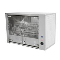 Гриль карусельный электрический Ф3КМЭ (12 тушек) фото, купить в Липецке | Uliss Trade