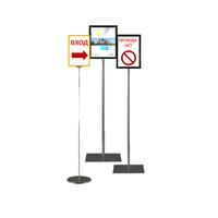 Стойка с рамкой/с табличкой фото, купить в Липецке | Uliss Trade