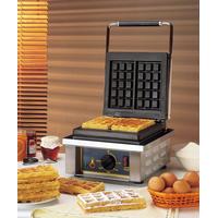 Вафельница электрическая ROLLER GRILL GES10 фото, купить в Липецке | Uliss Trade