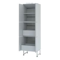 Шкаф для хранения кислот из полипропилена ШХК-600Я фото, купить в Липецке   Uliss Trade