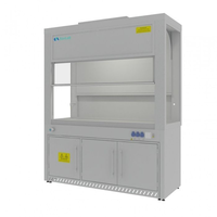 Шкаф вытяжной 1800 ШВDr (Durcon) фото, купить в Липецке | Uliss Trade