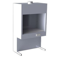 Шкаф вытяжной для муфельных печей 1200 ШВМп фото, купить в Липецке   Uliss Trade