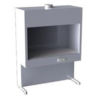 Шкаф вытяжной для муфельных печей 1500 ШВМп фото, купить в Липецке   Uliss Trade
