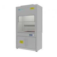 Шкаф вытяжной с встроенной нагревающей поверхностью 1200 ШВНП фото, купить в Липецке | Uliss Trade