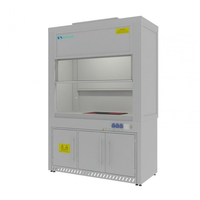Шкаф вытяжной с встроенной нагревающей поверхностью 1500 ШВНП фото, купить в Липецке | Uliss Trade