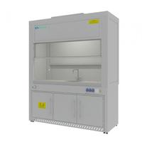 Шкаф вытяжной с встроенной нагревающей поверхностью 1800 ШВНП фото, купить в Липецке   Uliss Trade