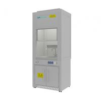Шкаф вытяжной с встроенной нагревающей поверхностью 900 ШВНП фото, купить в Липецке   Uliss Trade