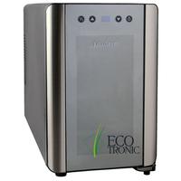 Винный шкаф Ecotronic WCM-06TE  фото, купить в Липецке | Uliss Trade